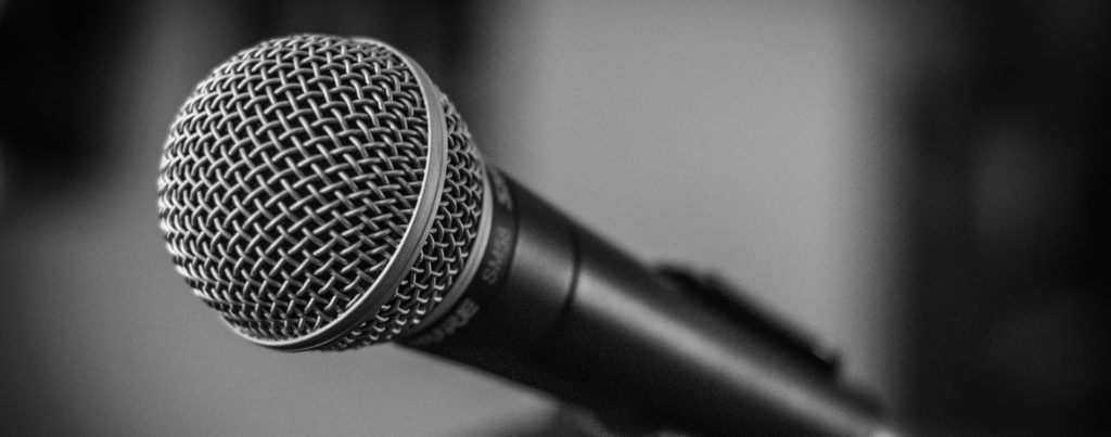 Pixabay - Free Clip Art - Use For Interviews - Microphone