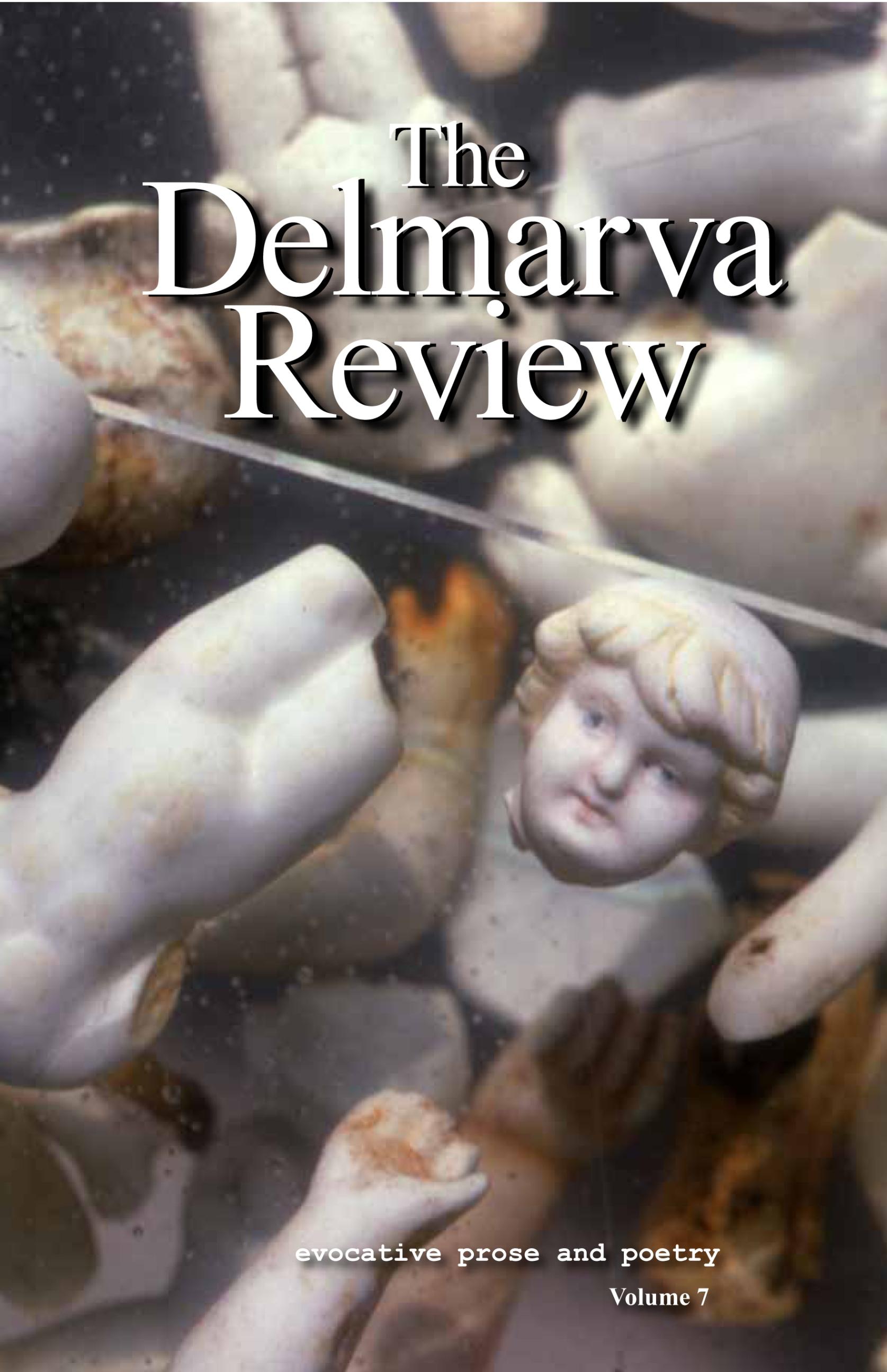 DR V7 Front Cover
