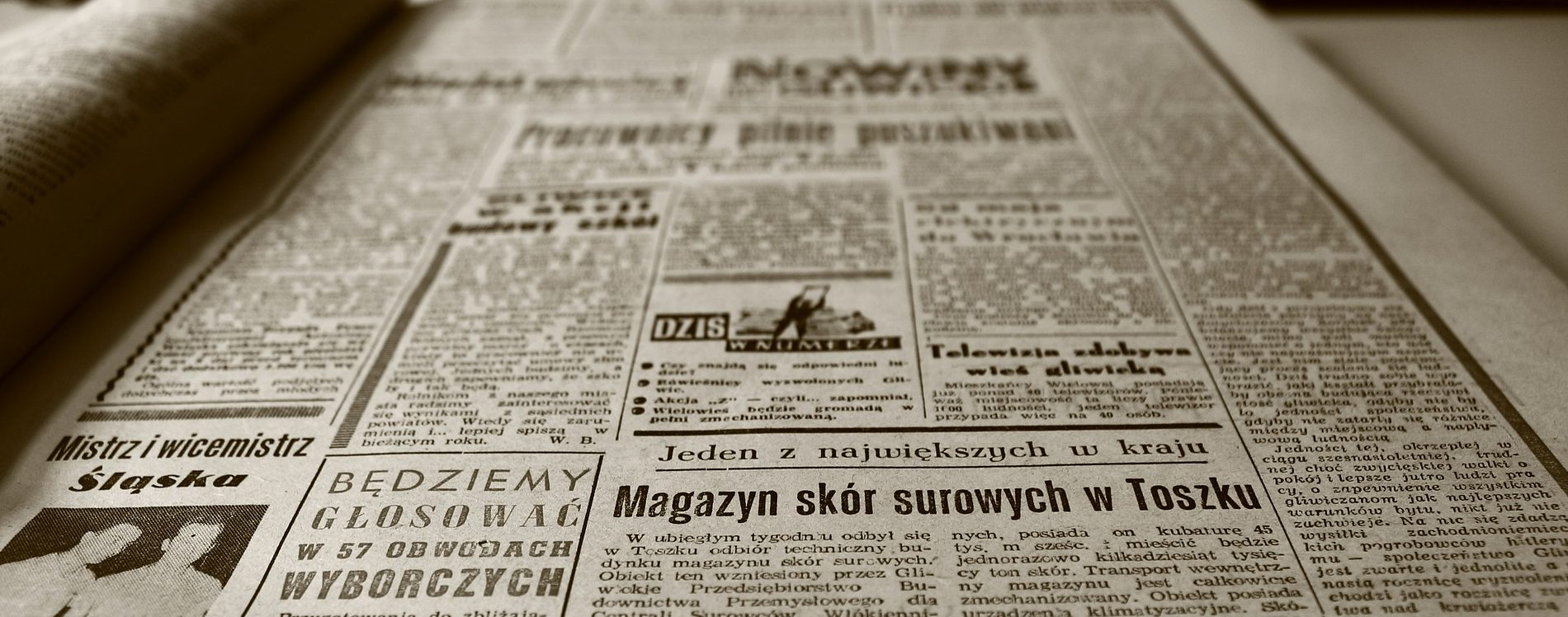 Pixabay - Free Clip Art - Use For News - Old Newspaper